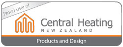 Central Heating New Zealand Logo