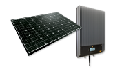 Mitsubishi Solar Panel & Inverter